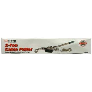 Black Bull 1 Ton Capacity Pallet Puller Free Shipping