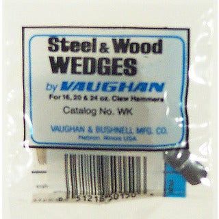Vaughan WK3/4 3/4-inch Handle Wedge Kit