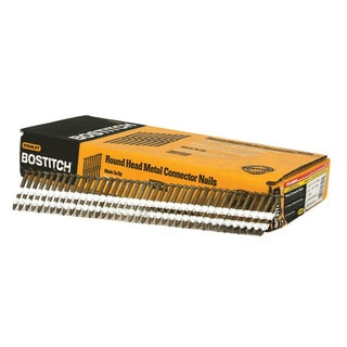 Bostitch Stanley RH-MC14815G-S 1.5-inch Galvanized Plastic Collated Stick Framing Nails