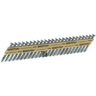 Bostitch Stanley PT-MC14825G-1M 2.5-inch x .148-inch x 35-degree Galvanized Metal Connector Nails