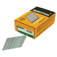 Bostitch Stanley FN1540 2.5-inch 15 Gauge Angled Finish Nails (Pack of 3655)