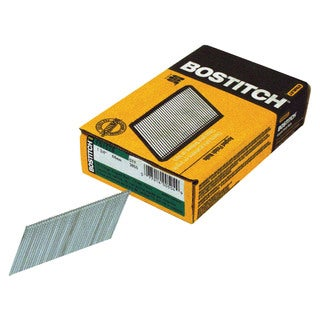 Bostitch Stanley FN1528 1.75-inch 15 Gauge Angled Finish Nails (Pack of 3655)