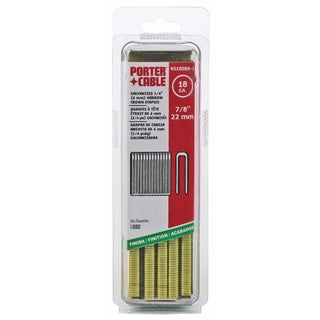 Porter Cable PNS18088-1 7/8-inch Narrow Crown Staples (Pack of 1000)