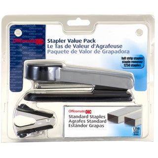 Officemate International 97740 Stapler Kit Value Pack