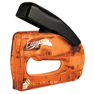 Arrow Fastener 5650O-6 Orange Easy Shot Decorating Stapler