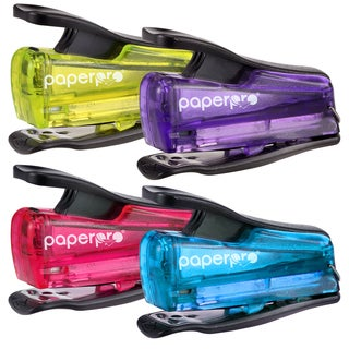 PaperPro 1800 Nano Mini Stapler Assorted Colors
