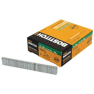 Bostitch Stanley SX50353/4G 3/4-inch Galvanized Staples (Pack of 5000)