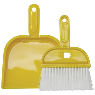 Stansport 319 Wisk Broom & Dust Pan