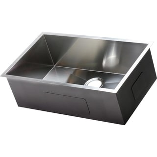 Medium image of hardy stainless steel single bowl undermount farmhouse sink