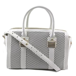 Big Buddha Women's Jviejo Satchel Faux Leather Handbag