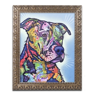 Dean Russo 'Deacon' Ornate Framed Art