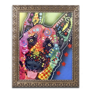 Dean Russo 'Jackson' Ornate Framed Art