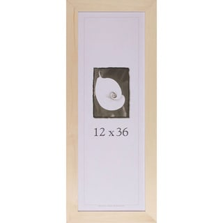 12-inches x 36-inches Unfinished Wood DIY Picture Frames
