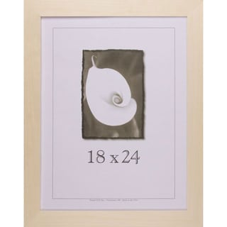 18-inch x 24-inch Unfinished Wood DIY Picture Frame