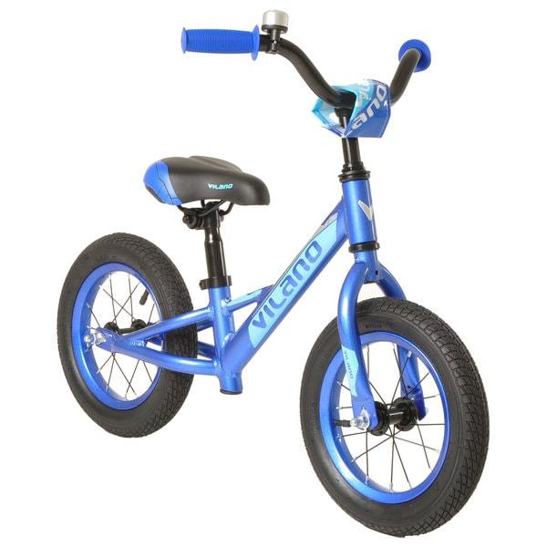 Vilano Balance Bike Lightweight Aluminum Frame with 12-inch Wheels