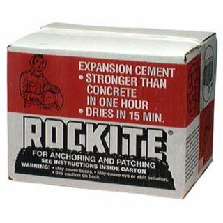 Rockite 10025 25 Lb Rockite Fast-Setting Cement