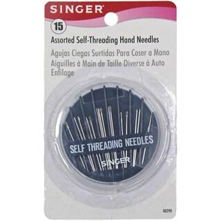 Singer 00290 Self Threading Hand Needles 15-count