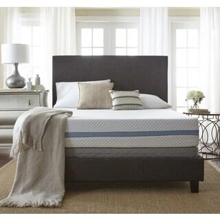 Picket House Simple Sleep 10-inch King-size Gel Memory Foam Mattress