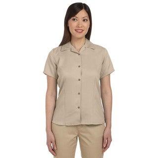 Bahama Women's Cord Camp Sand Shirt