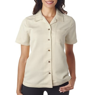 Cabana Women's Breeze Camp Stone Shirt