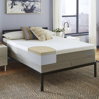 Slumber Solutions Choose Your Comfort 12-inch Cal King-size Memory Foam Mattress