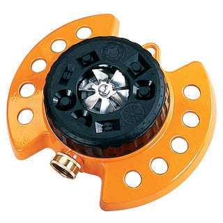Dramm 10-15022 Orange ColorStorm Turret Sprinkler