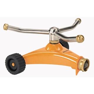 Dramm 10-15052 Orange ColorStorm 3 Arm Whirling Sprinkler