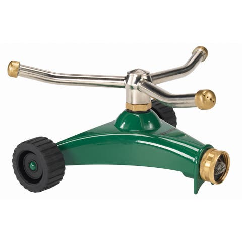 Dramm 10-15054 Green ColorStorm 3 Arm Whirling Sprinkler