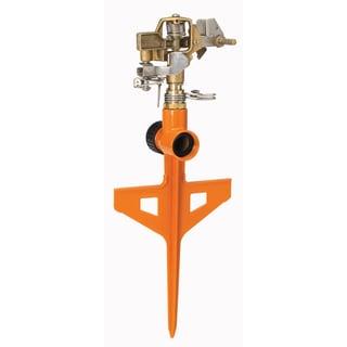 Dramm 10-15062 Orange ColorStorm Stake Impulse Sprinkler