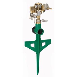 Dramm 10-15064 Green ColorStorm Stake Impulse Sprinkler