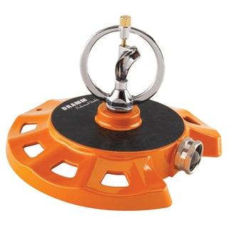 Dramm 10-15072 Orange ColorStorm Spinning Sprinkler