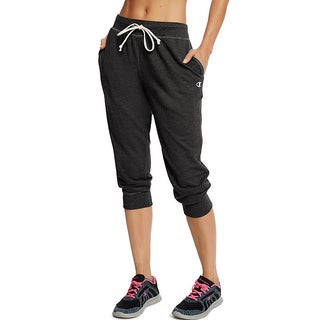 Champion Women's French Terry Jogger Capris (2 options available)