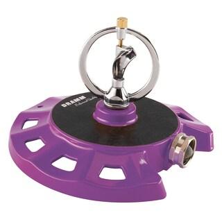Dramm 10-15076 Purple ColorStorm Spinning Sprinkler