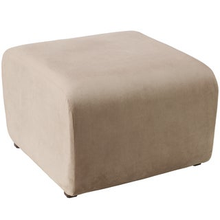 angelo:HOME Cocktail Ottoman in Mystere Mondo