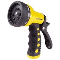 Dramm 80-12703 9 Pattern Yellow Revolver Spray Gun Nozzle