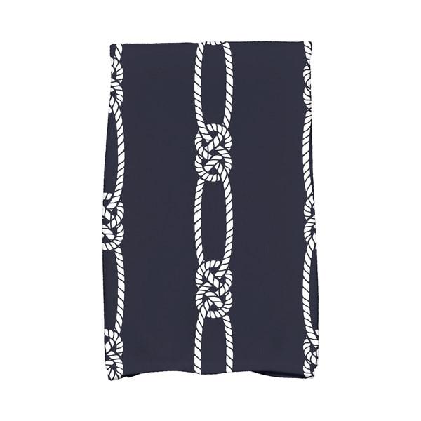 16 x 25-inch Tom Foolery Stripe Print Kitchen Towel