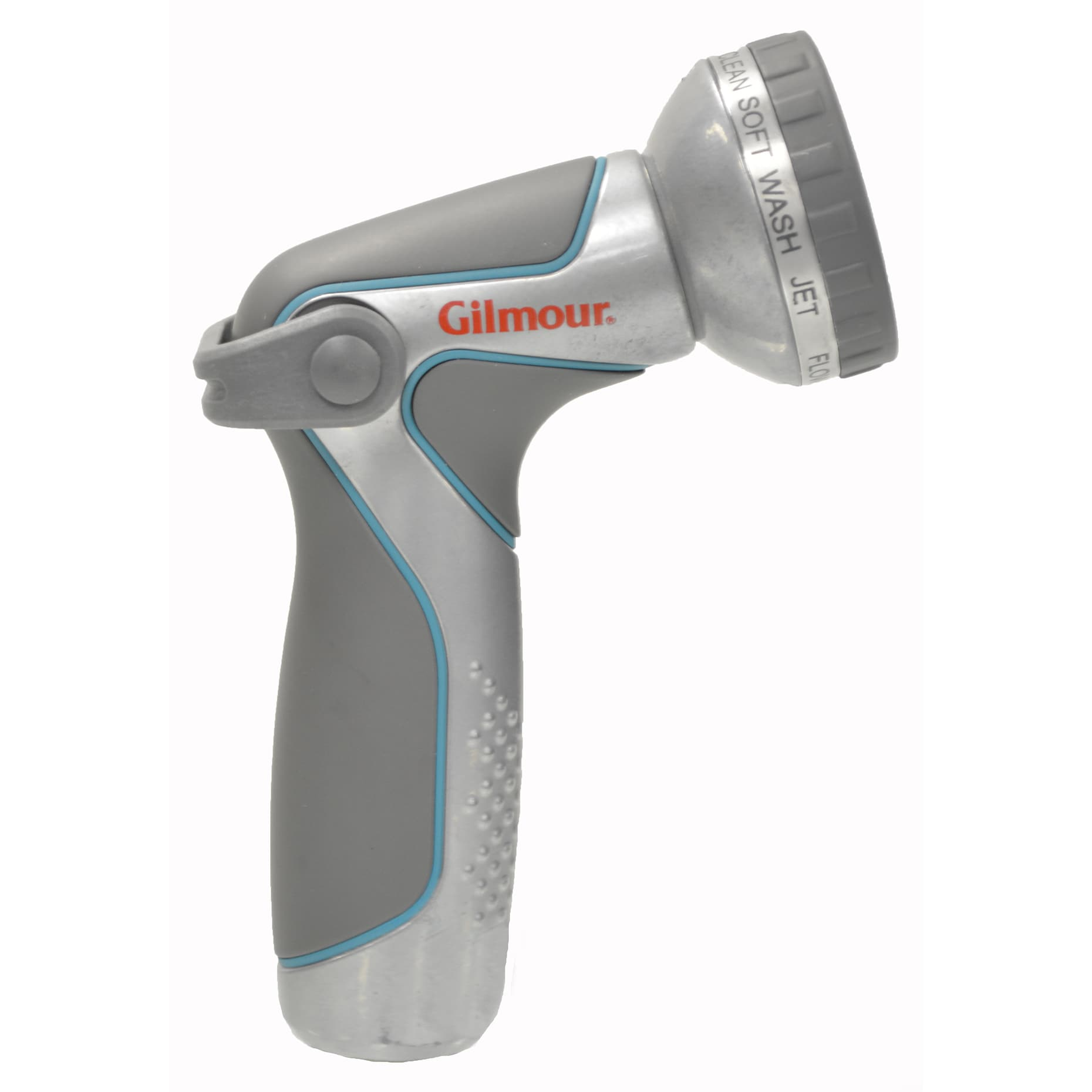 Gilmour Group 400GWT Tumb Trigger Nozzle (Nozzles), Grey ...