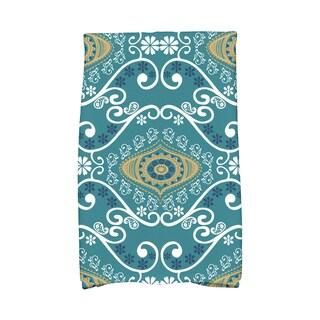 16 x 25-inch Illuminate Geometric Print Kitchen Towel