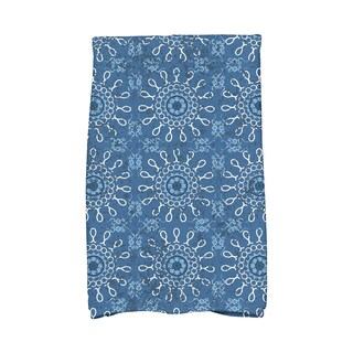 16 x 25-inch Sun Tile Geometric Print Kitchen Towel