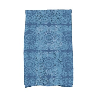 16 x 25-inch Patina Geometric Print Kitchen Towel