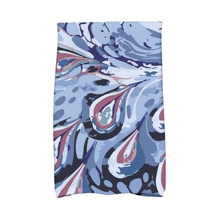 16 x 25-inch Boho Splash Geometric Print Kitchen Towel
