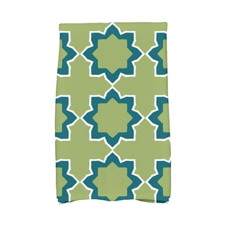 16 x 25-inch Bohemian 2 Geometric Print Kitchen Towel