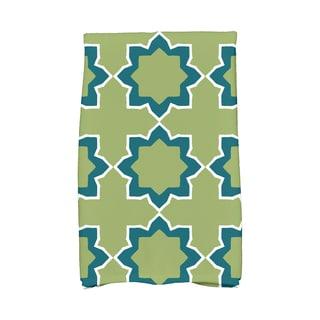 16 x 25-inch Bohemian 2 Geometric Print Kitchen Towel