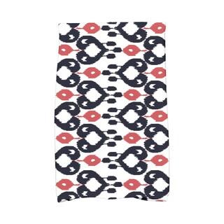 16 x 25-inch Boho Chic Geometric Print Kitchen Towel