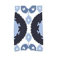 16 x 25-inch Boho Geometric Print Kitchen Towel