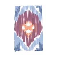 16 x 25-inch Original Geometric Print Kitchen Towel