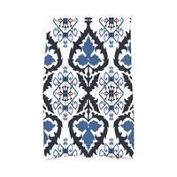 16 x 25-inch Bombay Geometric Print Kitchen Towel