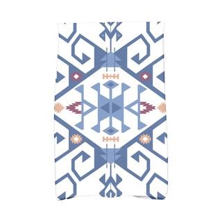 16 x 25-inch Jodhpur Medallion 2 Geometric Print Kitchen Towel