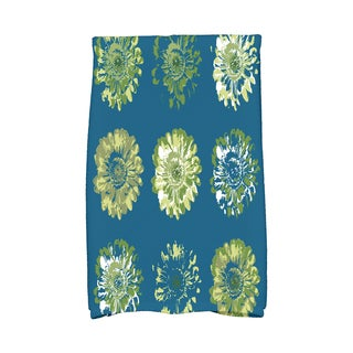 16 x 25-inch Gypsy Floral 2 Floral Print Kitchen Towel