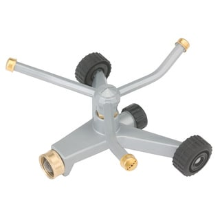 Gilmour WS45OS 3-Arm Metal Square Pattern Rotary Sprinkler